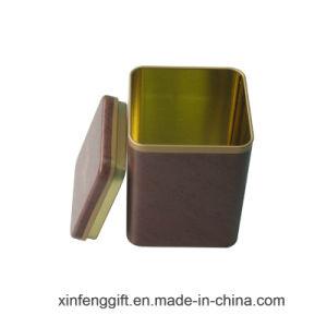 Rectangular Tea Tin with Competitive Price pictures & photos