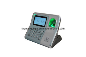Desktop Fingerprint Time Attendance Clocking with USB Cable Plug and Play (T2) pictures & photos