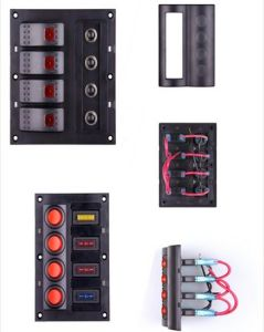 Waterproof Rocker Switch / Waterproof Switch Panel pictures & photos