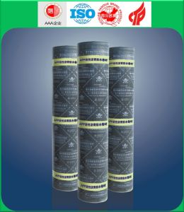 High Quality 3mm APP PE PE Waterproof Membrane pictures & photos