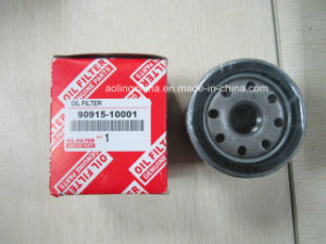 Auto Engine Oil Filter for Toyota (90915-10001) pictures & photos