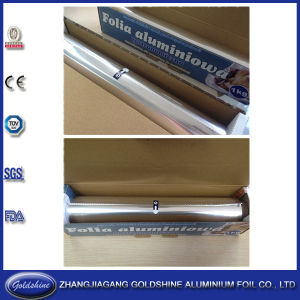 Roll Type and Printed Treatment Thick Aluminum Foil pictures & photos