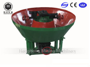 Wet Pan Grinding Mill for Gold in Sudan Gold Mine