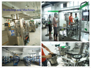 Automatic Powder Filling Capping Machine (Zhf30/2) pictures & photos