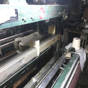 Yue Long 320 Second-Hand Rapier Loom Machine pictures & photos