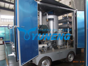 Zja Series Double Stage High Vacuum Transformer Oil Filtration Plant (mobile type) pictures & photos