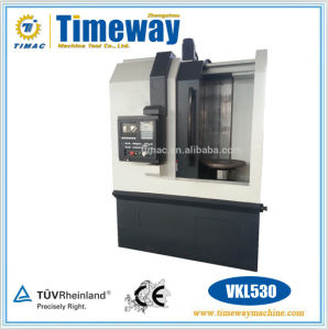 High Precision CNC Vertical Lathe Machine (VKL 530) pictures & photos