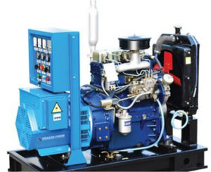 12kVA New Holland Series Open Diesel Generator Set pictures & photos