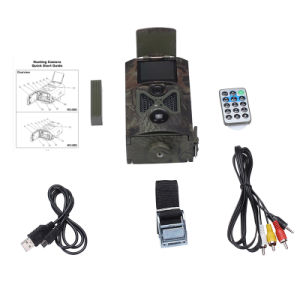 12MP 1080P IR Motion Activated Wide Angle Trail Camera pictures & photos