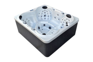 Sanitary Ware Bathtubs Small with Seat with Much Jets pictures & photos