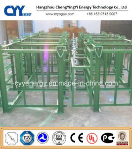 High Pressure Oxygen Nitrogen Gas Cylinder Rack pictures & photos