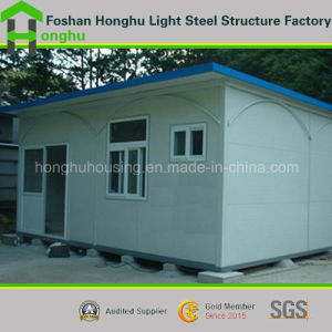 Mobile House Prefab House Container House pictures & photos