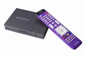 Ipremium I9 Mickyhop OS IPTV Box Quad Core DVB-S2+T2/C pictures & photos