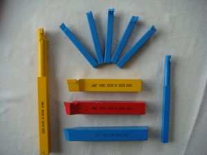 Carbide Tipped Tools Bits (DIN4981-ISO7) pictures & photos