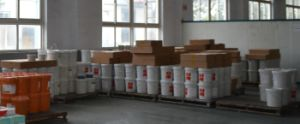 Beige Color 320ml Cartridge Construction Liquid Adhesive for Wallboard Engineering pictures & photos