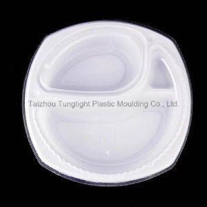 Plastic Food Container, Thin-Walled Injection Mold