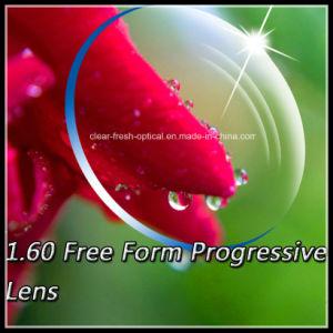 1.60 Free Form Progressive Lens pictures & photos