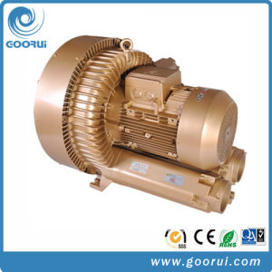 10HP High Capacity Air Suction Side Channel Blower pictures & photos