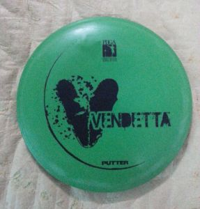 Pdga Approved 180g 21.6cm Putter Golf Discs pictures & photos