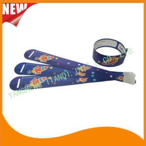Entertainment Professional Manufacture Kids ID Child Wristbands Bracelet (KID-1-24) pictures & photos