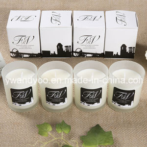 Promotional Scented Soy Mini Glass Candle pictures & photos