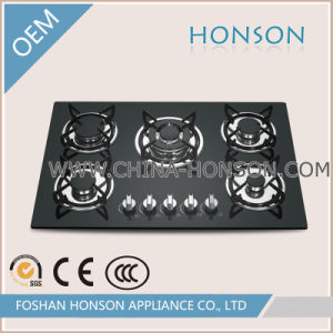 Kitchen Equipment Gas Stove Parts Gas Cooktop Gas Hobs