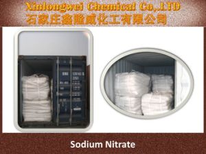 Bulk Sale High Quality Sodium Nitrate 99%Min Industrial Grade pictures & photos