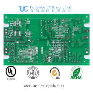 High Quality PCB for Solar Charger with HASL pictures & photos