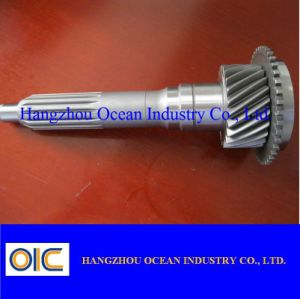 Steel Gear Pinion and Shaft pictures & photos