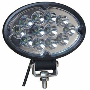 36W Oval LED Work Light for Offroad Jeep pictures & photos