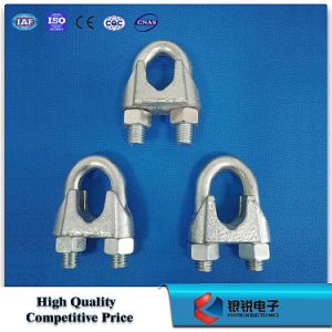 Rope Clips/Rope Clamp for Guy Wire 7*2.2mm pictures & photos