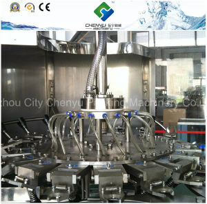 Automatic 3 in 1 Drinking Water Filling Machine pictures & photos
