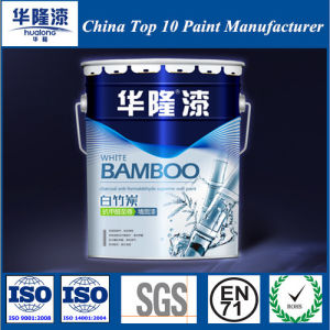 Hualong China Paint Manufacturer White Bamboo Charcoal Inside Wall Paint pictures & photos