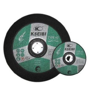Wholesale Kseibi Green Abrasive Stone Grinding Discs for Stone pictures & photos