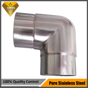 Competitive Price Stainless Steel Pipe Handrail Fittings Factory (JBD-B4) pictures & photos