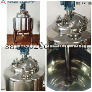 Sanitary Stainless Steel Juice Mixing Tank pictures & photos