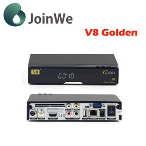 DVB-S2+T2+DVB-C V8 Golden Digital Satellite Receiver pictures & photos