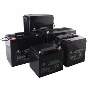 Deep Cycle Battery 12V50ah for UPS and Solar Lead Acid Battery pictures & photos