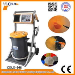 New Electrostatic Powder Coating Spray Machine (colo-668) pictures & photos