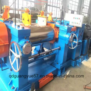 Heavy Duty Production Open Rubber Mixing Mill Two Roll Mill pictures & photos