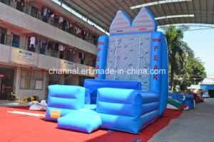 Giant Inflatable Climbing Wall Water Rock Air Mountain (chsp309) pictures & photos