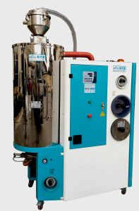 Orste Plastic Machine Dehumidifying Dryer for Plastic Resin 100kg