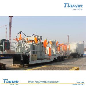 Emergency Power Transmission/Distribution Movable Transformer Substation / 35kv~132kv Prefabricated Mobile Substation pictures & photos