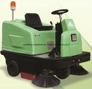 Ground Sweeper\ Road Sweeper\ Electronic Sweeper pictures & photos