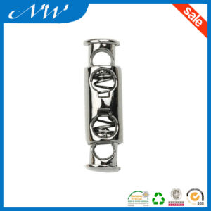 Zinc Alloy Cord Locks for Garment or Bags pictures & photos