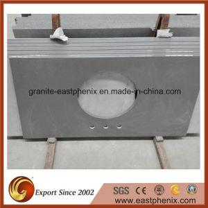 Hot Sale Beige Quartz Stone Vanity Top for Kitchen/Bathroom pictures & photos