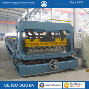 Metrocopo Metal Roof Tile Roll Forming Machine pictures & photos