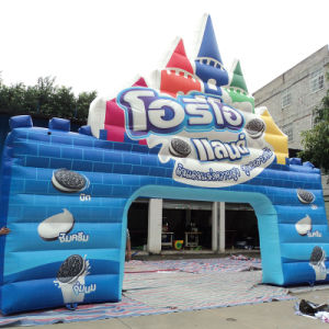 Inflatable Oreo Wall Board for Show pictures & photos