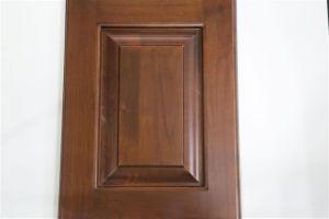 Solid Wood Kitchen Door Cabinet pictures & photos