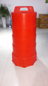 Traffic Safety Plastic Road Barrier Drum pictures & photos